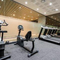 ENA Suite Hotel Namdaemun фитнесс-зал