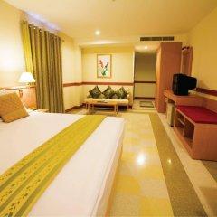 Отель Ecotel Бангкок комната для гостей фото 2