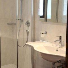 Hotel Kreuz Горнолыжный курорт Ортлер ванная фото 2