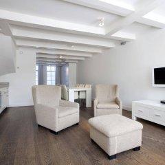 Отель Charles Apartment Нидерланды, Амстердам - отзывы, цены и фото номеров - забронировать отель Charles Apartment онлайн комната для гостей фото 2