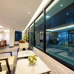 Отель Deep Blue Z10 Pattaya интерьер отеля