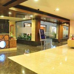 Отель City Park Airport интерьер отеля