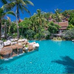 Отель Thavorn Beach Village Resort & Spa Phuket бассейн фото 2