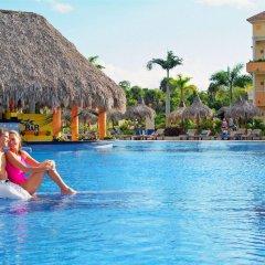Отель Grand Bahia Principe Punta Cana - All Inclusive Доминикана, Пунта Кана - отзывы, цены и фото номеров - забронировать отель Grand Bahia Principe Punta Cana - All Inclusive онлайн бассейн фото 3