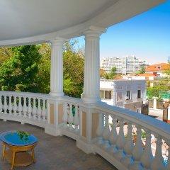 Гостиница Villa Neapol Украина, Одесса - 1 отзыв об отеле, цены и фото номеров - забронировать гостиницу Villa Neapol онлайн балкон