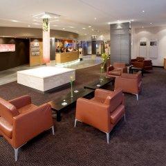 Отель Novotel Frankfurt City интерьер отеля