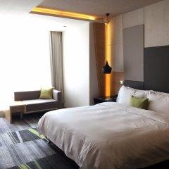 BeiJing Qianyuan Hotel комната для гостей фото 3