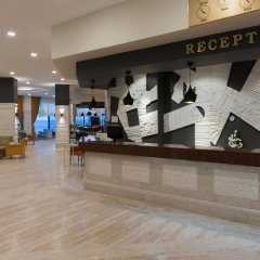 Отель Aska Just In Beach – All Inclusive интерьер отеля фото 2