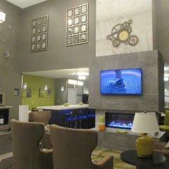 Отель Comfort Suites Hilliard Хиллиард гостиничный бар