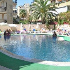 Asli Hotel Турция, Мармарис - отзывы, цены и фото номеров - забронировать отель Asli Hotel онлайн бассейн фото 2