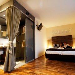 Отель Boutiquehotel Stadthalle Вена сейф в номере