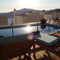 Kalkan Village Турция, Патара - отзывы, цены и фото номеров - забронировать отель Kalkan Village онлайн бассейн фото 3