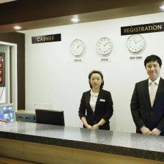 M.BIZ Hotel интерьер отеля