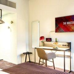 Отель The Bristol Швейцария, Берн - отзывы, цены и фото номеров - забронировать отель The Bristol онлайн комната для гостей фото 3