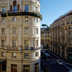 Отель HQH Trevi балкон