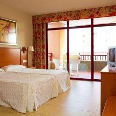 Отель Las Palmeras Испания, Фуэнхирола - 2 отзыва об отеле, цены и фото номеров - забронировать отель Las Palmeras онлайн комната для гостей фото 3