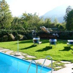 Отель Garni Raffein Лана бассейн фото 3