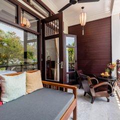 Отель An Bang Coco Villa балкон