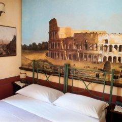 Отель Almes Roma B&B комната для гостей фото 5