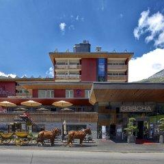 Отель Grischa - DAS Hotel Davos Швейцария, Давос - отзывы, цены и фото номеров - забронировать отель Grischa - DAS Hotel Davos онлайн