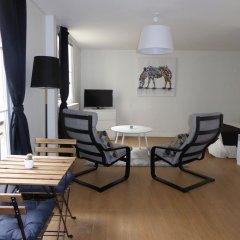 Апартаменты Residence Bergere - Apartments балкон