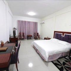 Hotel Ritz Waku-Kungo комната для гостей