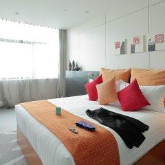 Gathering Hotel комната для гостей фото 3