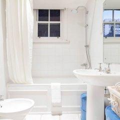 Отель Club Living - Baker Street Apartments Великобритания, Лондон - отзывы, цены и фото номеров - забронировать отель Club Living - Baker Street Apartments онлайн ванная