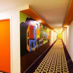 Отель Pod Inn Hangzhou Genshan Liushui Garden Wenhui Bridge Китай, Ханчжоу - отзывы, цены и фото номеров - забронировать отель Pod Inn Hangzhou Genshan Liushui Garden Wenhui Bridge онлайн интерьер отеля фото 3