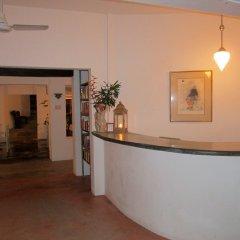 Отель The Station Seychelles интерьер отеля
