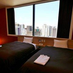 Отель New Gaea Kamigofuku Фукуока комната для гостей