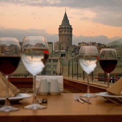 Golden City Hotel Istanbul питание