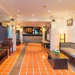 Отель Aonang All Seasons Beach Resort интерьер отеля фото 2
