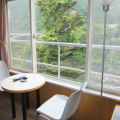 Отель Kinugawa Park Hotels Park Cottage Никко балкон