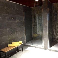 Отель Les Sources Des Alpes ванная