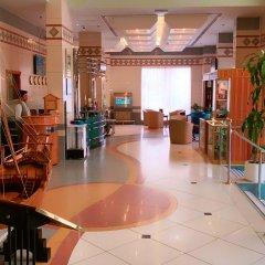 Отель Spark Residence Deluxe Hotel Apartments ОАЭ, Шарджа - отзывы, цены и фото номеров - забронировать отель Spark Residence Deluxe Hotel Apartments онлайн интерьер отеля фото 2