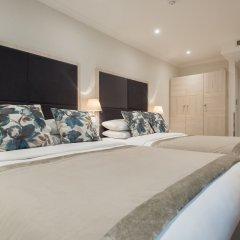 Отель Blandford Hotel Великобритания, Лондон - отзывы, цены и фото номеров - забронировать отель Blandford Hotel онлайн комната для гостей фото 3