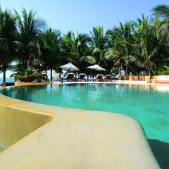 Puerta Paraíso Hotel Boutique бассейн
