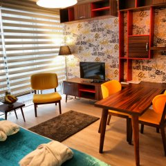 Отель Chakra Suites Levent комната для гостей фото 3