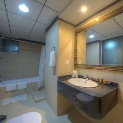 Отель Orchid Vue ванная