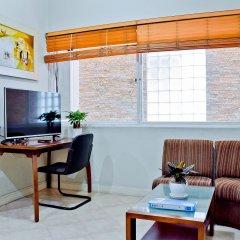 Апартаменты HAD Apartment Truong Dinh Хошимин комната для гостей