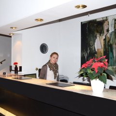 Отель Quentin Berlin Берлин интерьер отеля фото 3