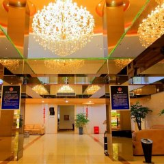 Capital Airport International Hotel интерьер отеля фото 3