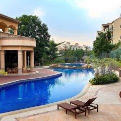 Апартаменты Tujia Sweetome Vacation Apartment Yalong Bay бассейн фото 2