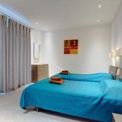 Отель Seaview Apartment In Fort Cambridge, Sliema Мальта, Слима - отзывы, цены и фото номеров - забронировать отель Seaview Apartment In Fort Cambridge, Sliema онлайн комната для гостей фото 4