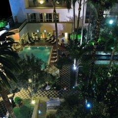 Отель Hôtel la Tour Hassan Palace Марокко, Рабат - отзывы, цены и фото номеров - забронировать отель Hôtel la Tour Hassan Palace онлайн бассейн фото 3