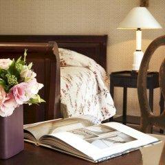 Hotel du Danube Saint Germain удобства в номере