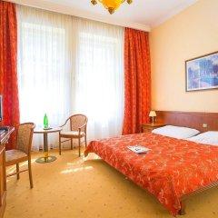 Отель Galerie Royale Прага комната для гостей