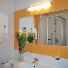 Garni - Hotel Rinner Julia Лачес ванная