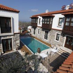 Отель Akanthus Ephesus Сельчук бассейн